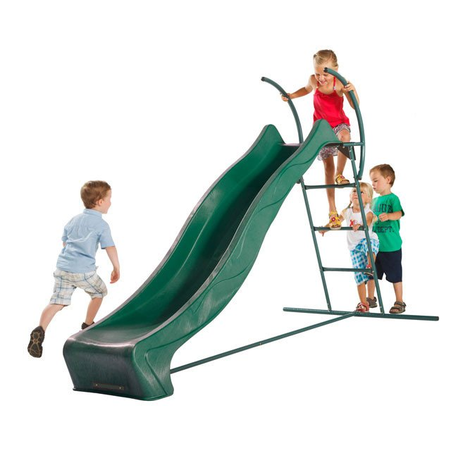 Freestanding Ladder Attachment To Suit KBT Garden Playground Slides ...