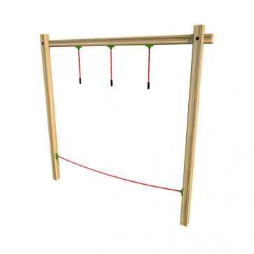 safalog-childrens-wooden-trim-trail-ape-crossing