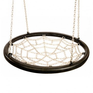 birds-nest-swing-seat-rubber-with-chain-insert-sw59