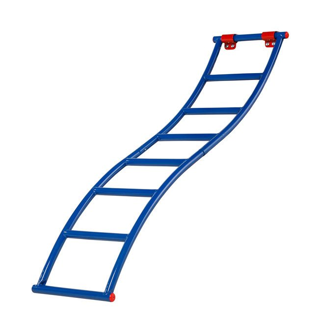 Arched Climbing Ladder Suitable For Mounting Onto Children\'s Garden ...