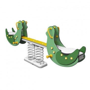 ledon-spring-green-parrot-seesaw-type642045