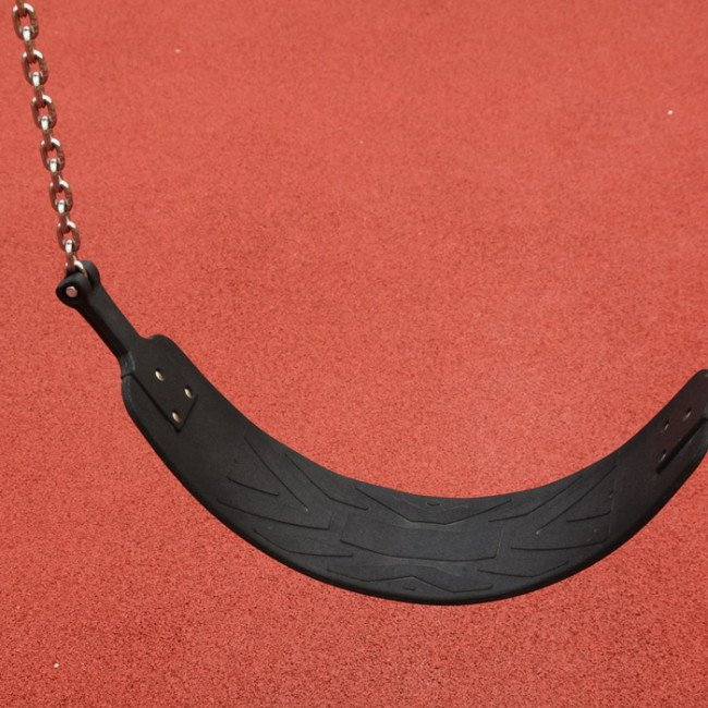 Premium belt flexible swing seat with integrated