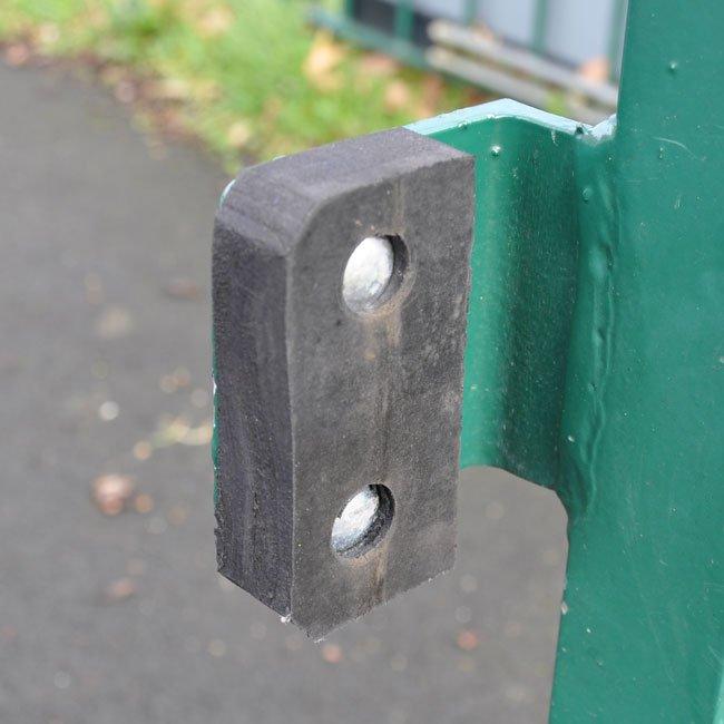 Gate Buffer in use