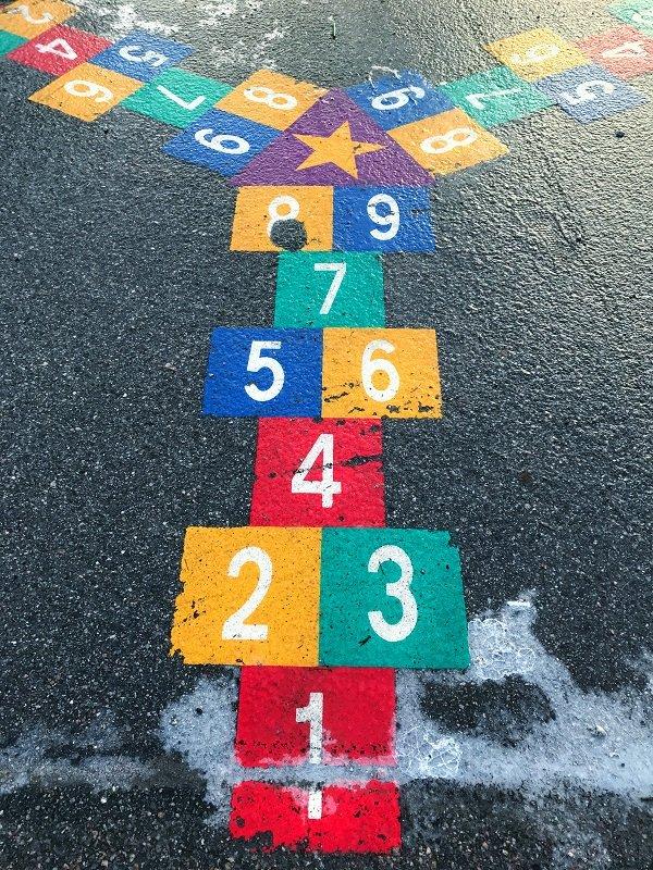 Playground safety during winter
