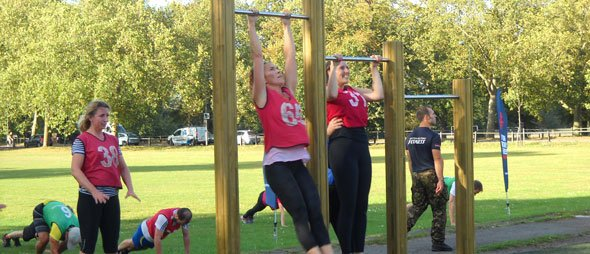 Fitness Trails Outdoor Gyms