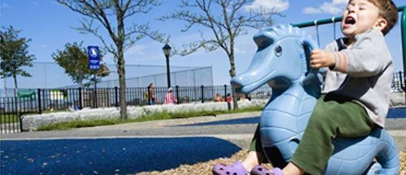 Playground Surfacing Repairs
